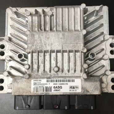 Ford, SID206, 5WS40403H-T, 6G91-12A650-HG, 6ASG, J38AC