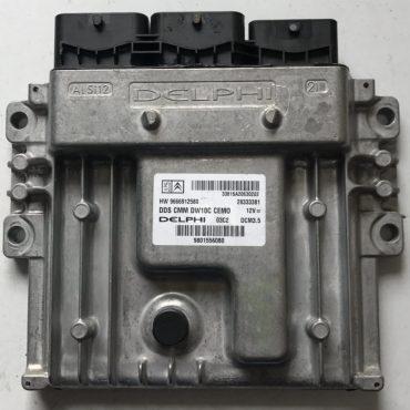 Peugeot, Citroen HDI, HW 9666912580, 28333381, 9801556080, DCM3.5