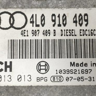 Audi Q7 / A8 4.2 TDI, 0281013013, 0 281 013 013, 4L0910409, 4L0 910 409, 4E1907409B, 4E1 907 409 B, EDC16CP34