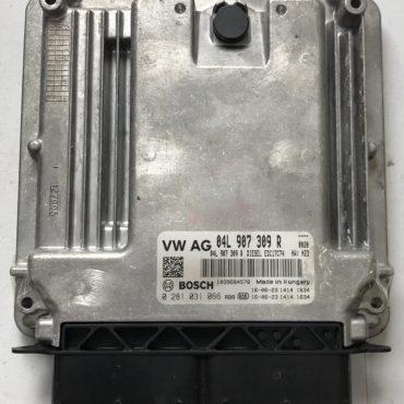 VW / Audi, 0281031066, 0 281 031 066, 04L907309R, 04L 907 309 R, EDC17C74