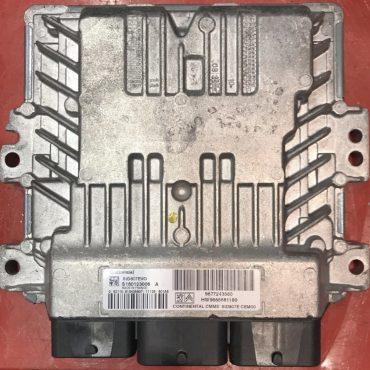 Citroen / Peugeot, SID807EVO, S180123006A, S180123006 A, 9677243580, HW9666681180