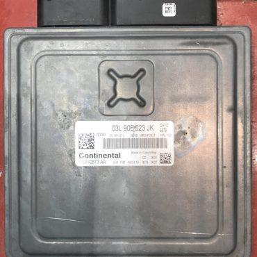 Audi, 03L906023JK, 03L 906 023 JK, 5WP42673AA, 5WP42673 AA, DIESEL SIMOS PCR2.1