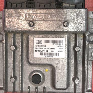 Peugeot / Citroen, HW 9666912580, 28456879, DCM3.5