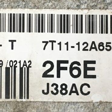 Ford Transit Connect 1.8 TDCi, SID206, 5WS40483E-T, 7T11-12A650-DE, 2F6E