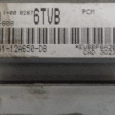 2S41-12A650-DB, 6TVB, DPC-808