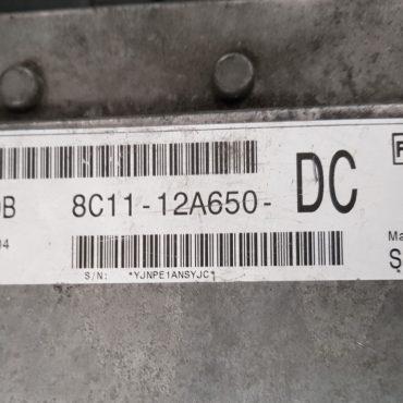 8C11-12A650-DC, 7EDB, DCU-104