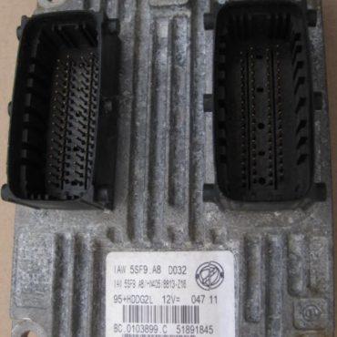 IAW 5SF9.A8, HW405, BC.0103899.C, 51891845