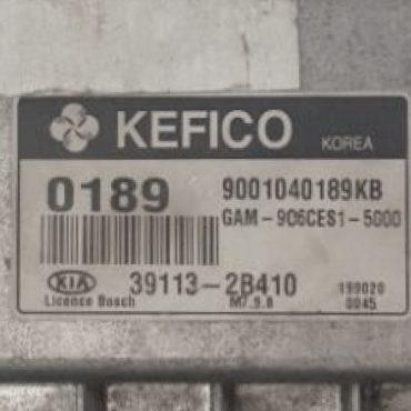 Kia, 9001040189KB, 39113-2B410
