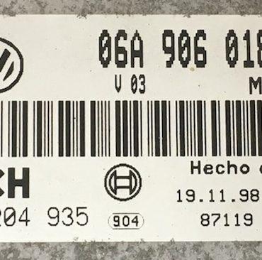 VW, 0261204935, 0 261 204 935, 06A906018N, 06A 906 018 N
