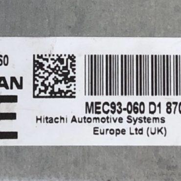 Nissan, MEC93-060 D1, PE