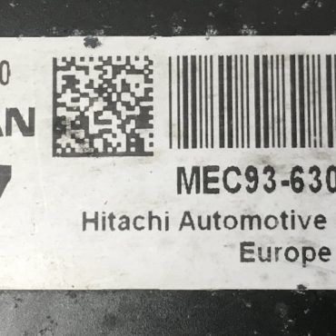 Nissan, MEC93-630 B1, 6Y27