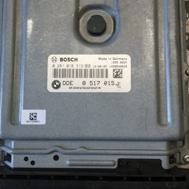BMW X5/X6 xDrive 30d, 0281018319, 0 281 018 319, DDE8517015, DDE 8 517 015