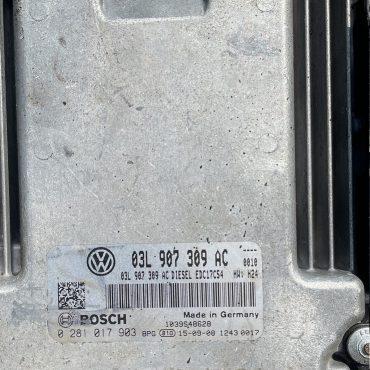 VW Amarok 2.0, 0281017903, 0 281 017 903, 03L907309AC, 03L 907 309 AC, EDC17C54, 1039S48628