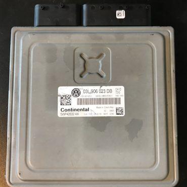 VW, 03L906023DB, 03L 906 023 DB, 5WP42632 AA, DIESEL SIMOS PCR2.1