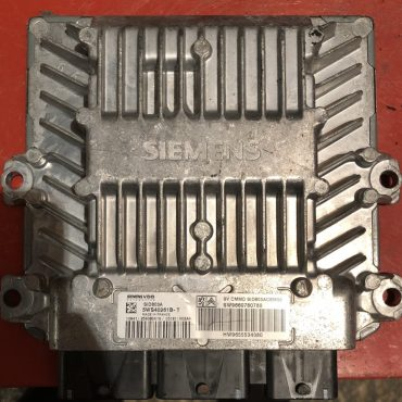 Peugeot / Citroen, 5WS40261B-T, SW9660780780, HW9655534080, SID803A