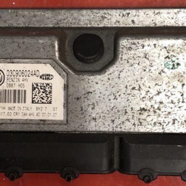 VW, 03C906024AD, 61601.417.02, IAW 4HV.AD, BENZIN 4HV