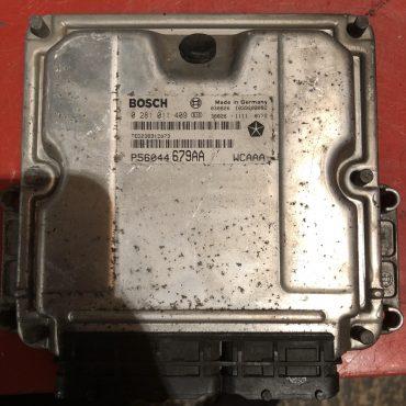 Chrysler, 0281011409, 0 281 011 409, P56044679AA, P56044 679AA