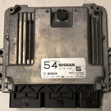 Nissan, 0281033886, 0 281 033 886, 23710HX49C, 23710 HX49C