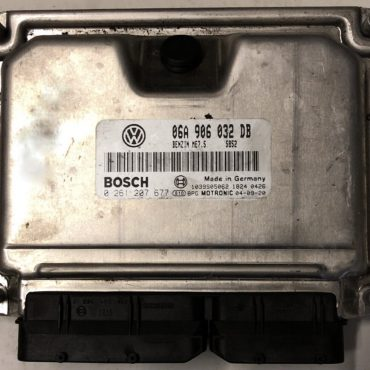 VW, 0261207677, 0 261 207 677, 06A906032DB, 06A 906 032 DB