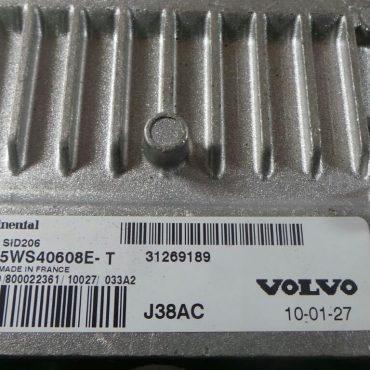 Volvo, 5WS40608E-T, 31269189, J38AC