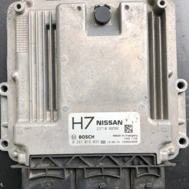 Nissan Qashqai 1.6 dCi,  0281019035, 0 281 019 035, 23710BB58E, 23710 BB58E