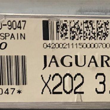 Jaguar X202 3.0L, MB079700-9047, 2R83-10K975-BM, BM