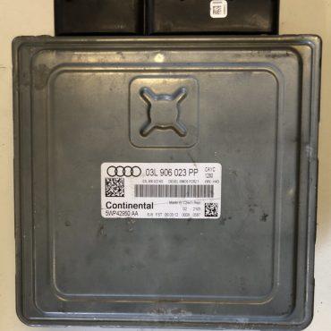 Audi, 03L906023PP, 03L 906 023 PP, 5WP42950AA, 5WP42950 AA, DIESEL SIMOS PCR2.1