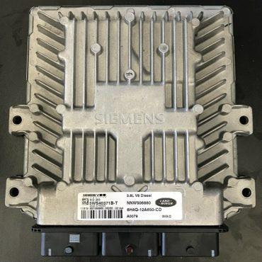 Land Rover 3.6D V8 Diesel, 5WS40371B-T, 6H4Q-12A650-CD, NNW506880, SID203