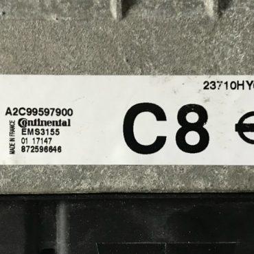 NISSAN, A2C99597900, 23710HY01C, EMS3155, C8