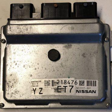 Nissan, NEC001-881, 218476, ET7, YZ