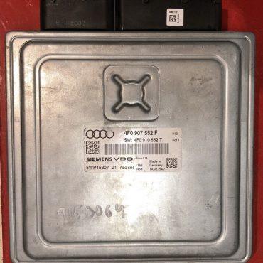 Audi, 4F0907552F, 4F0 907 552 F, 5WP45307 01, Simos 6.3a SW: 4F0910552T, 4F0 910 552 T