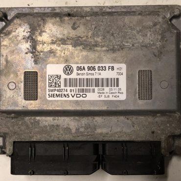 VW, Simos 7.1A, 06A906033FB, 06A 906 033 FB, 5WP4027401, 5WP40274 01