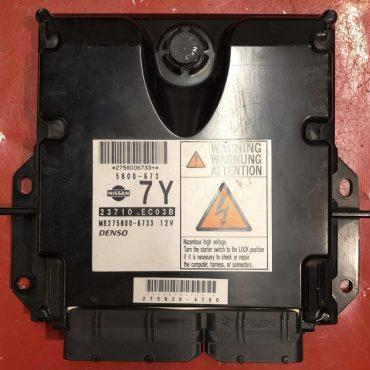 Nissan, 23710 EC03B, MB275800-6733, 5800-673, 7Y