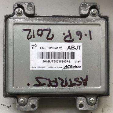 Vauxhall/Opel, 12654172, ABJT, E83