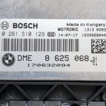 BMW Mini One / Cooper 1.6L, 0261S10129, 0 261 S10 129, DME8625068, DME 8 625 068