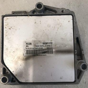 Vauxhall Opel Engine ECU, Z16XEP, 55561172, FCDB, MT35E