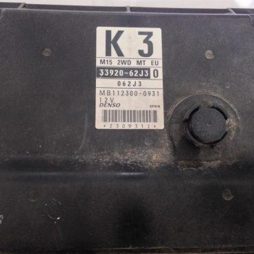 Suzuki, MB112300-0931, 33920-62J3 0, K3