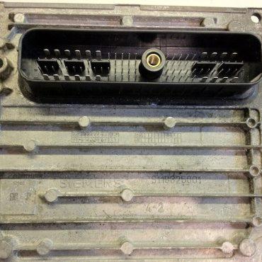 Ford Fusion, 2S6A-12A650-YD , 7RDD, S118107006 D, SIM 22