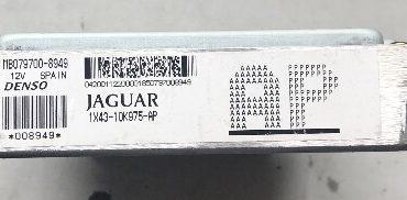 Jaguar, 1X43-10K975-AP, MB079700-8949, AP, Denso