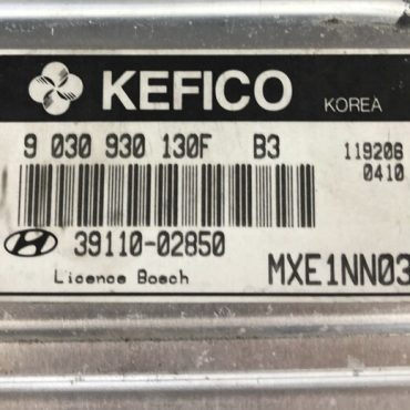 Hyundai/Kia, 9030930130F, 9 030 930 130F, 39110-02850