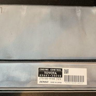 Lexus GS300, 89661-30E50, 275100-9160 12V