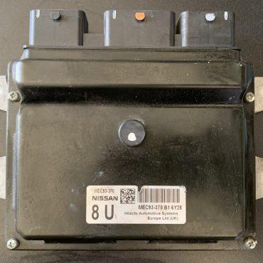Nissan, MEC93-370 B1, 8U