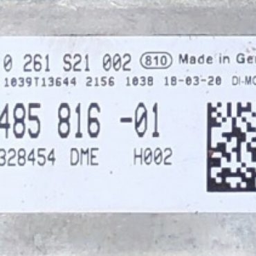 BMW, 0261S21002, 0 261 S21 002, 9485816, 9 485 816