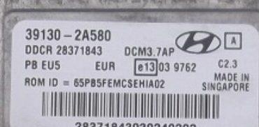 Hyundai, 39130-2A580, 28371843, DCM3.7AP