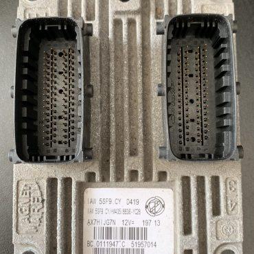 Chrysler Ypsilon, IAW 5SF9.CY, HW405, BC.0111947.C, 51957014