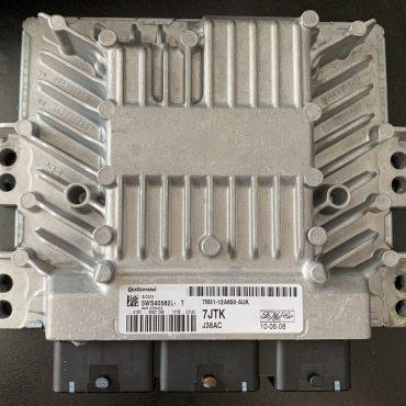 Ford C Max, SID 206, 5WS40582L-T, 7M51-12A650-AUK, 7JTK