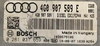 Audi A6 3.0TDDi, 0281031659, 0 281 031 659, EDC17CP44