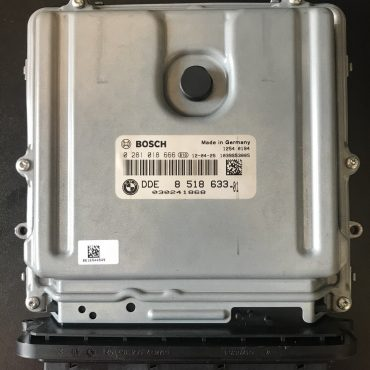 Bosch Engine ECU, BMW 535, 0281018666, 0 281 018 666, DDE8518633, DDE 8 518 633