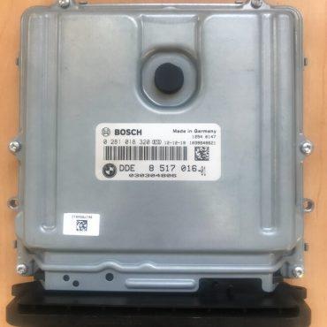 Bosch Engine ECU, BMW X5 / X6 3.0, 0281018320, 0 281 018 320, DDE8517016, DDE 8 517 016, 1039S48621