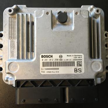 Bosch Engine ECU, Honda FR-V, 0281012250, 0 281 012 250, 37820-RJL-E16, BS